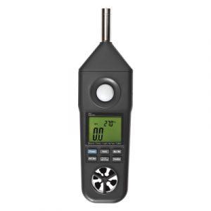 Máy đo vi khí hậu, nhiệt độ, độ ẩm, tốc độ gió, ánh sáng, áp suất,...