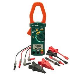 Ampe kìm đo điện áp AC/ DC - Máy đo nguồn điện - Kiểm tra dây dẫn