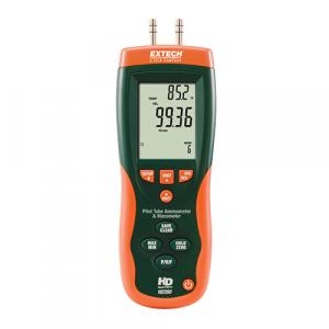Máy đo lưu lượng khí thải