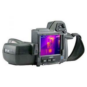 Camera hồng ngoại chụp ảnh nhiệt