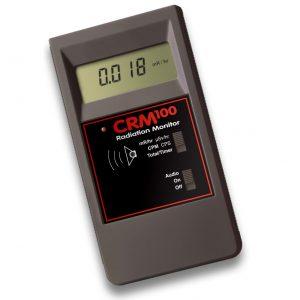 Máy đo phóng xạ điện tử