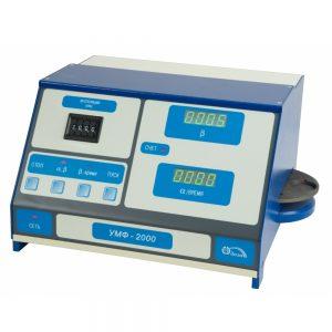 Máy đo tổng hoạt độ phóng xạ Alpha và Beta dải thấp, Model: UMF 2000