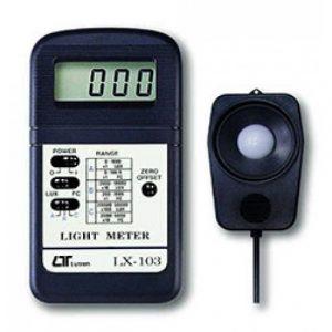 Máy đo ánh sáng Lutron Lx 103