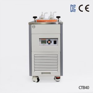 Bẫy làm lạnh LKLAB model CTB40 / CTB80 Hàn Quốc