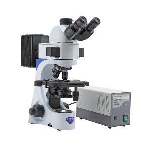Kính hiển vi huỳnh quang 3 mắt Optika B-383FL