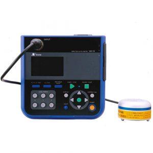 Máy đo độ rung 3 chiều Rion VM-55