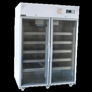 BBR 1400 - Tủ lạnh trữ máu, 1381 lít, 2 cửa kính BBR 1400 Arctiko