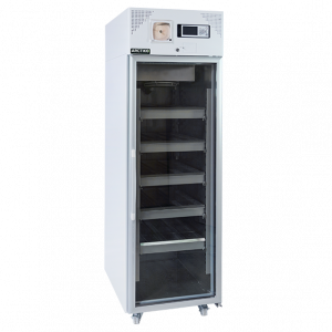 BBR 500-D - Tủ lạnh trữ máu, 523 lít, cửa kính, hệ thống làm lạnh kép BBR 500-D Arctiko