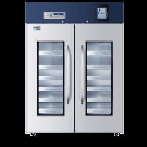 HXC-1308B - Tủ lạnh trữ máu chuyên dụng 1308 lít có bộ ghi nhiệt độ, kiểu ngăn kéo, Haier BioMedical