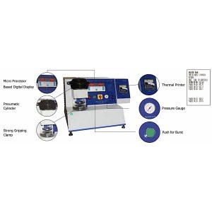PBP-600P - Máy kiểm tra độ bục giấy (Bursting Strength Tester Digital)