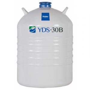 YDS-30B-125 - Bình đựng nitơ lỏng 30 lít bảo quản mẫu lạnh Haier BioMedical
