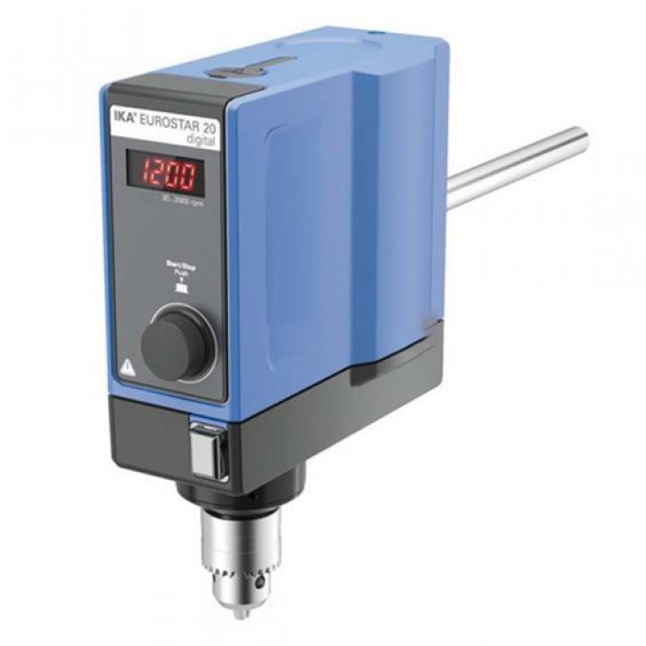 EUROSTAR 40 Digital - Máy khuấy đũa điện tử | Techno Co., LTD